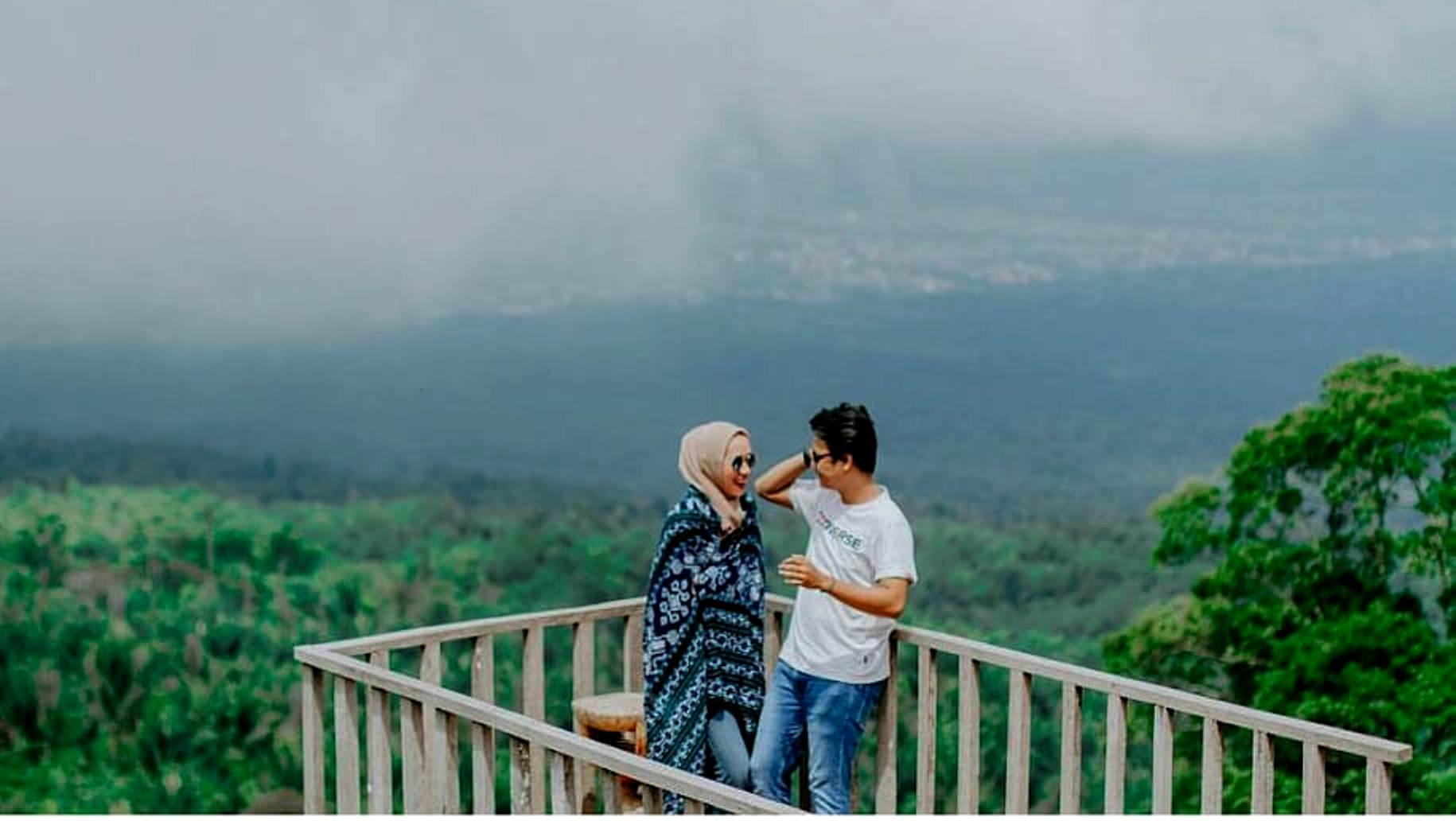 Bukit Jipang Rejang Lebong, Objek Wisata Kaum Millenial - CTZone